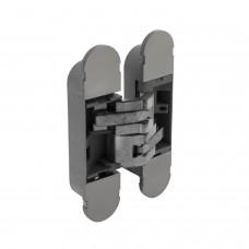 Intersteel Scharnier 130 x 30 mm fiberglas – nikkel 3D verstelbaar