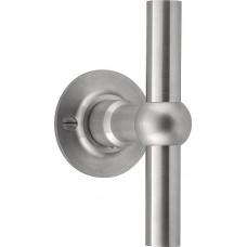 Formani FERROVIA KFVT110 FIXED IN4 massieve knop vast op rozet mat roestvast staal