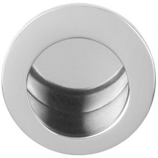 Formani BASICS KLB29 IP4 fingertip kopse kant deur te verlijmen gepolijst roestvast staal