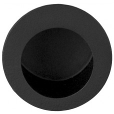 Formani BASICS KLB29 NM4 fingertip kopse kant deur te verlijmen mat zwart