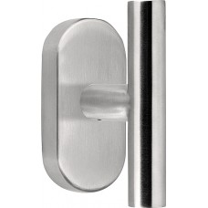 Formani BASICS KLBIIT-DK-O IN4 draaikiepgarnituur niet afsluitbaar mat roestvast staal