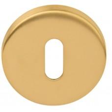 Formani BASICS KLBN50 IM4 sleutelplaatje 6mm PVD mat goud