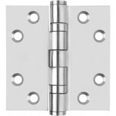 Formani BASICS KLBS7676 IN4 kogelscharnier rechte hoeken mat roestvast staal