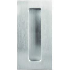 Formani SQUARE KLSQ150 IN4 inbouwkom te verlijmen mat roestvast staal