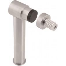 Formani ONE KPB30 IN4 deurvastzetter met magneet vloerbevestiging mat roestvast staal