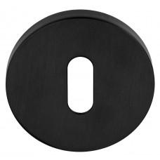 Formani ARC KPBAN53 IZ4 sleutelplaatje 53mm PVD mat zwart
